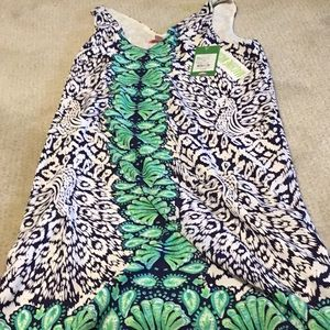 Nwt Lilly Pulitzer florin Dress XS
